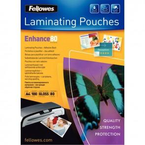 Boîte de 100 pochettes de plastification A3 adhésif