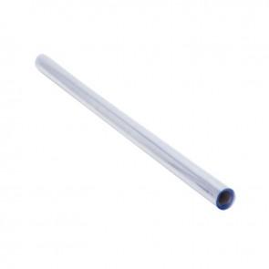 Rouleau en plastique incolore, qualité supérieure PVC 5x0,70 m épaisseur : 8/100è