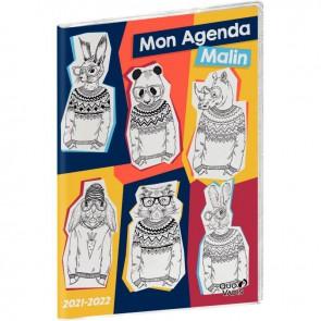L'agenda malin 21x29,7cm