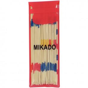 Mikado en bois + pochette