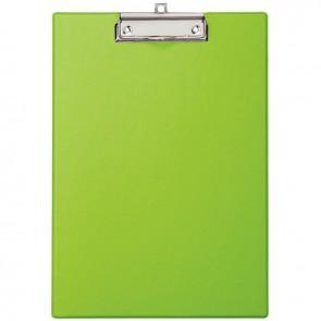 Plaque porte bloc en plastique A4+ vert