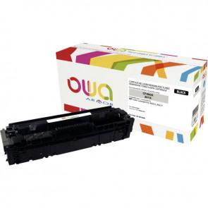 Cartouche laser compatible à la marque HP CF400X noir