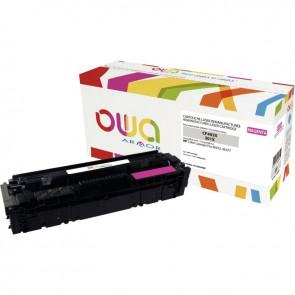 Cartouche laser compatible à la marque HP CF403X magenta