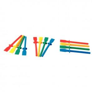 Lot de 12 spatules pour collages