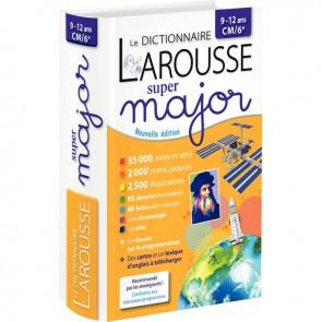 Dictionnaire super major, CM1 à la 6ème