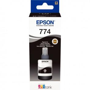 Flacon encre à la marque Epson T774140 noir haute capacité