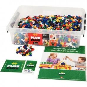 Box éducation 3600 pièces MINI, couleurs basiques