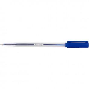 Stylo bille Micron pointe moyenne 1mm bleu