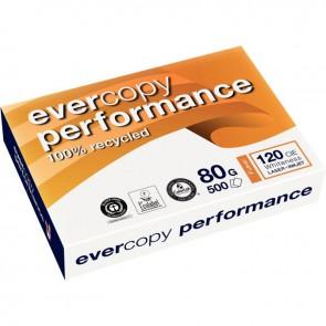 Ramette 500 feuilles A4 80g EVERCOPY PERFORMANCE