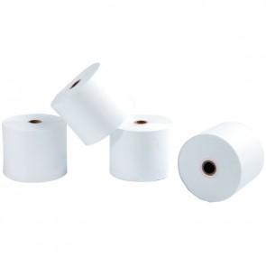 Paquet de 10 bobines de papier standard 57 x 70 mm, longueur 40 m, papier 60 grammes