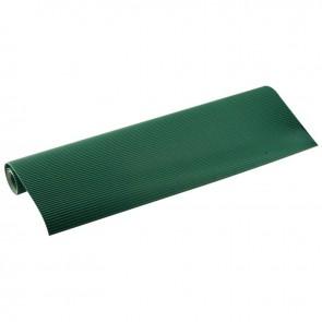 Rouleau de carton ondulé 50x70cm vert foncé