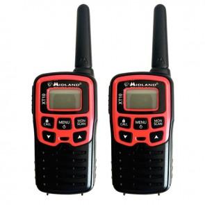 Talkie walkies MIDLAND XT10
