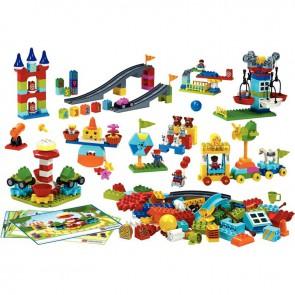 Boite de 295 briques LEGO® DUPLO® le parc STEAM