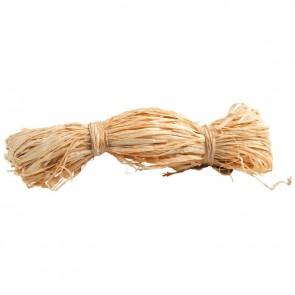 Pelote de 50 g de raphia végétal naturel