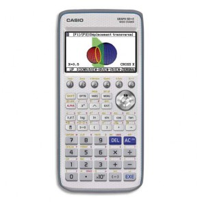 CASIO Calculatrice graphique GRAPH90+E Mode Examen