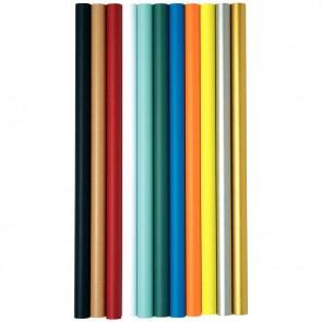 Rouleau de papier Kraft couleur 3x0,70m 70 g rouge