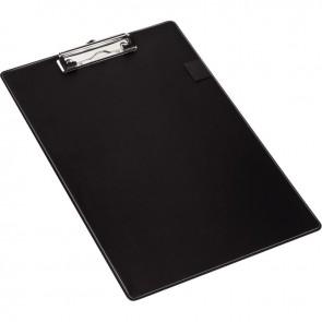 Plaque porte bloc plastique avec pince format A4+