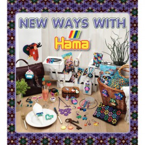 Manuel d'idées n° 15 pour perles Hama à repasser taille mini