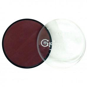 Galet de 20 ml de maquillage aquarellable GRIM'TOUT chocolat