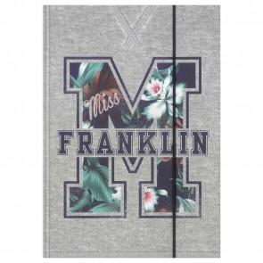 Chemise à rabats élastique Miss Franklin