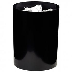 Corbeille à papier Confort de 16 litres  Noir