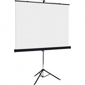 Ecran de projection sur trépied 180x180cm