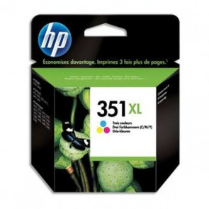 HP 351 XL 3 couleurs CB338EE 20746