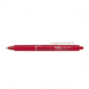 Stylo frixion rétractable 0,7mm  rouge stylo frixion rétractable