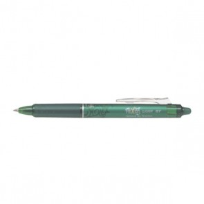 Stylo frixion rétractable 0,7mm vert stylo frixion rétractable