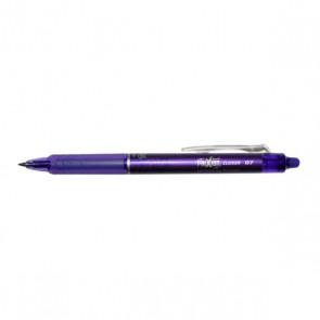 Stylo frixion rétractable 0,7mm violet stylo frixion rétractable