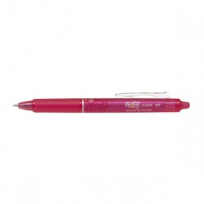 Stylo frixion rétractable 0,7mm  rose