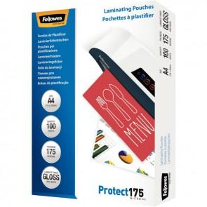 Boîte de 100 pochettes de plastification A4 175 microns
