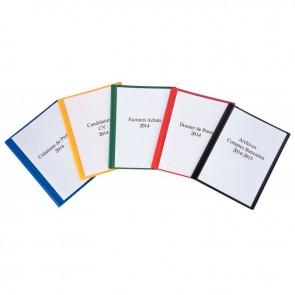 Protège-documents personnalisable 80 vues
