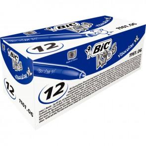 Boîte de 12 feutres Visacolor 1161 bleu