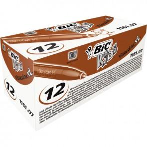 Boîte de 12 feutres Visacolor 1161 brun rouge