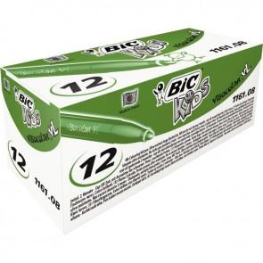 Boîte de 12 feutres Visacolor 1161 vert