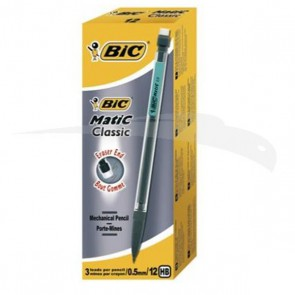 Porte-mines BIC Matic mine 0,5mm criterium