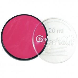 Galet de 20 ml de maquillage aquarellable GRIM'TOUT rose
