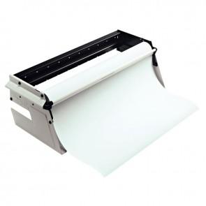 Dérouleur de papier + rouleau de papier à peindre 100 m x 0,50 m offert