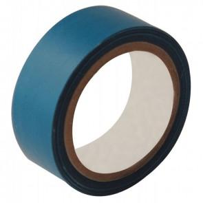 Rouleau adhésif toilé 19mmx2,7m  bleu