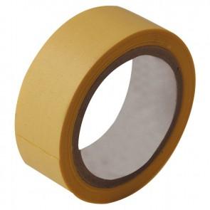 Rouleau adhésif toilé 19mmx2,7m  jaune
