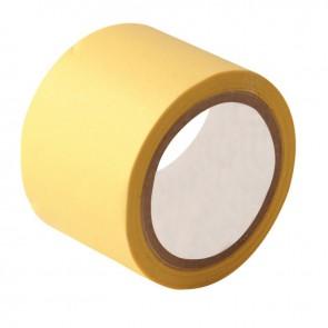 Rouleau adhésif toilé 38mmx2,7m  jaune