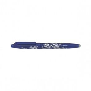 Stylos roller gel Frixion effacable 0,7mm BLEU Stylos roller FRIXION 0,7 MM