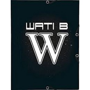 Chemise 3 rabats Wati B 24x32 cm