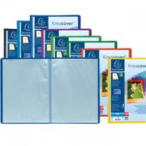 Protège document polypro semi rigide 60 vues A4