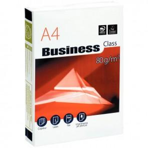 Ramette de 500 feuilles de papier blanc 80g de format A4 BUSINESS