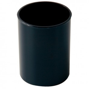 Pot à crayons en plastique Hauteur 9cm