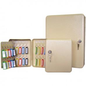 Armoire à clés équipée de 20 porte-clés