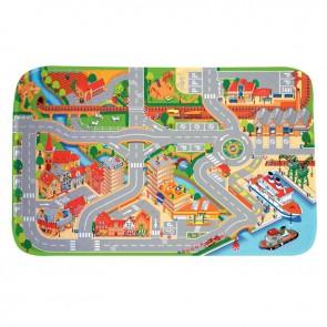 Tapis de jeux la circulation dimensions : 140x200 cm