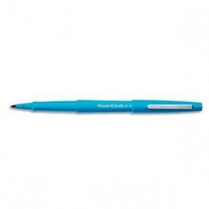 Stylos feutre Papermate pointe en nylon 1mm turquoise Stylos feutres